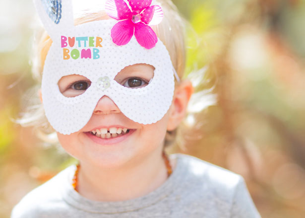 Butterbomb Children Photography Yallingup Easter