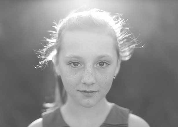 Freckles | Perth Children's Photographer