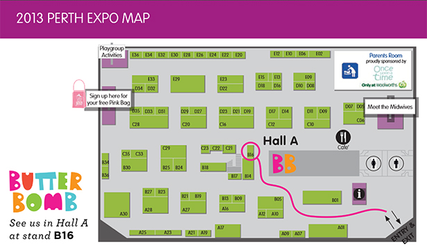 Butterbomb_PBCExpo_Perth_Map